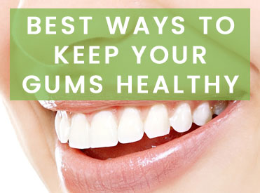 Teeth and Gums Healthy